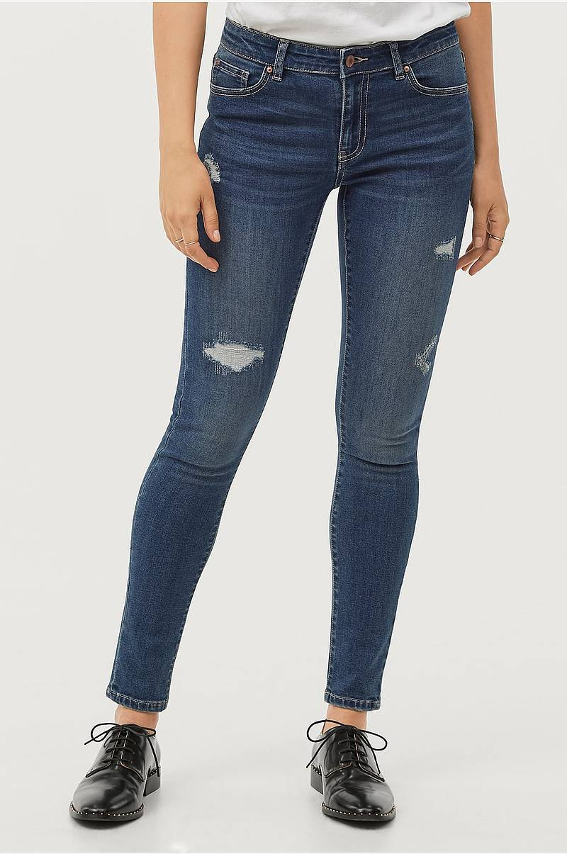 Jeans Thea Slim Ripped