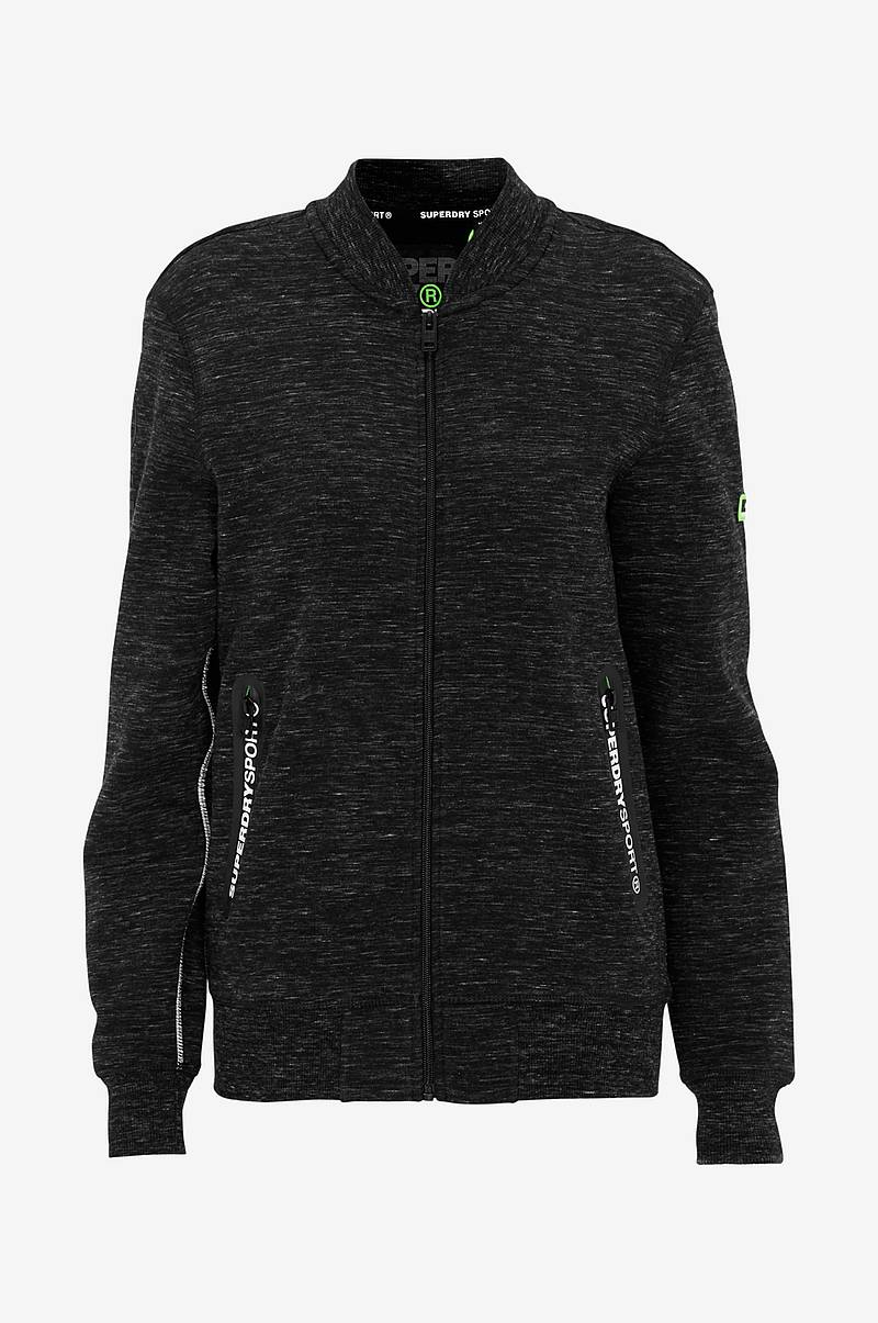 Jakke Gym Tech Bomber Jacket