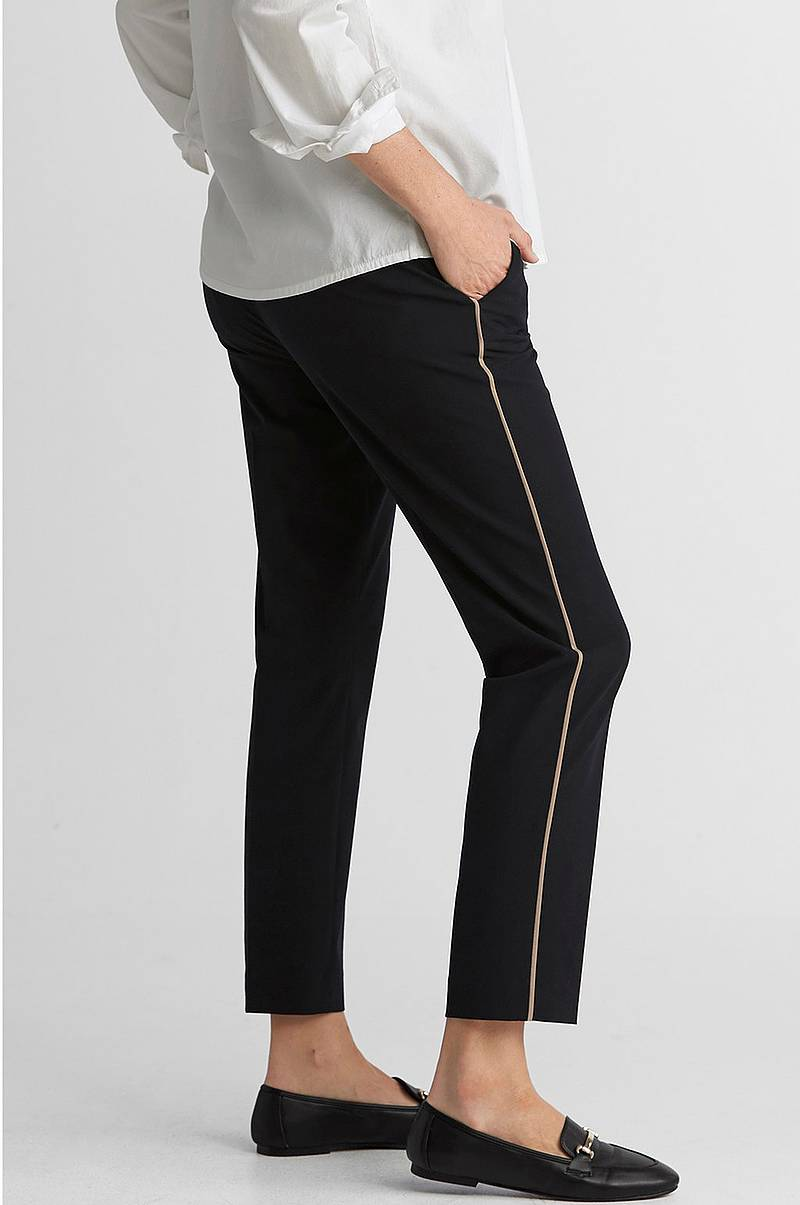 Byxor Ankle Pencil Slacks