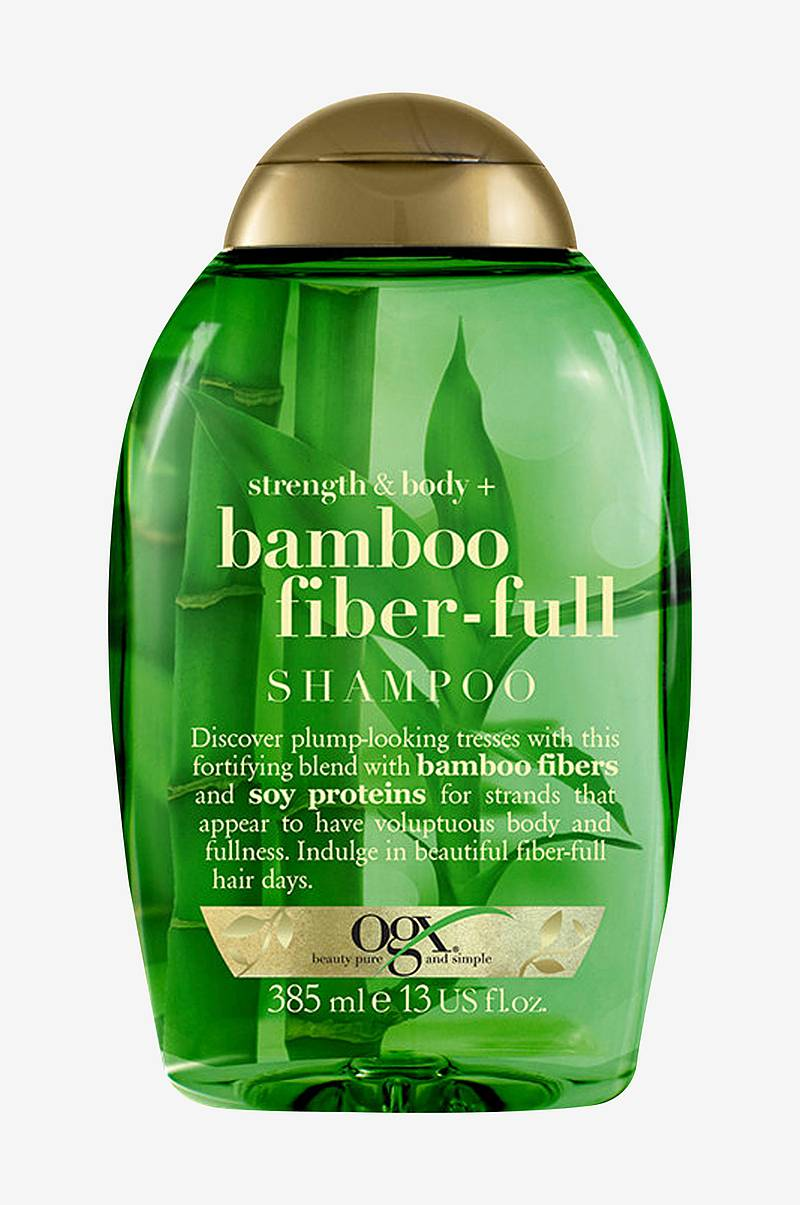 Strength & Body + Bamboo Fiber-Full Shampoo 385 ml