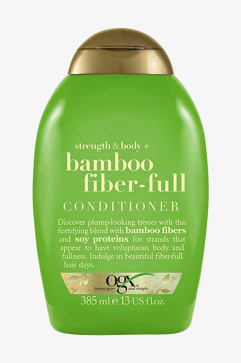Strength & Body + Bambus Fiber-Full Shampoo 385 ml