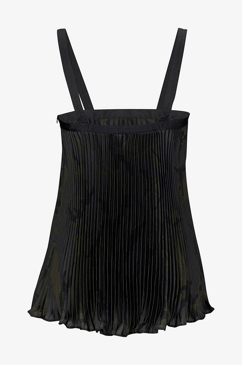 Top GS Plissee Pinafore