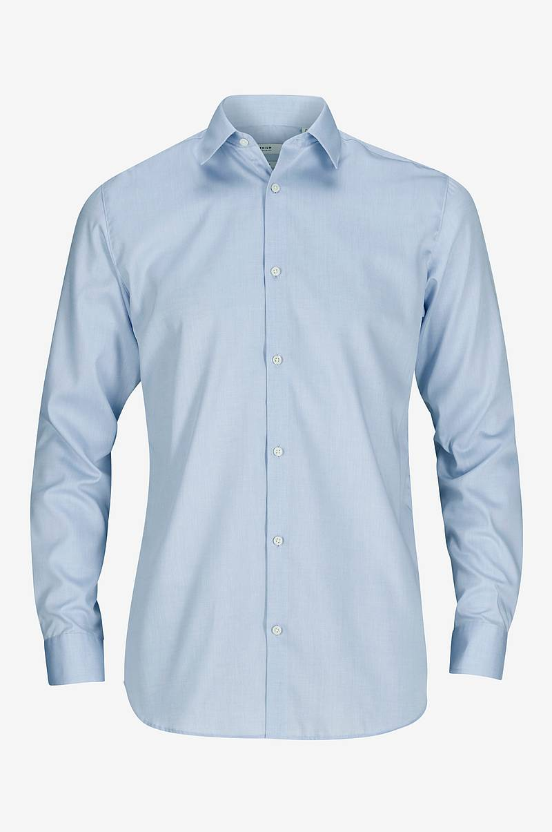 jprNon Iron Shirt L/S paita, slim fit