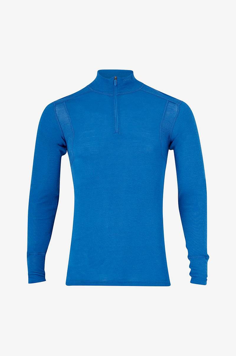 Hiking Man Half Zip Neck kerrastonpusero