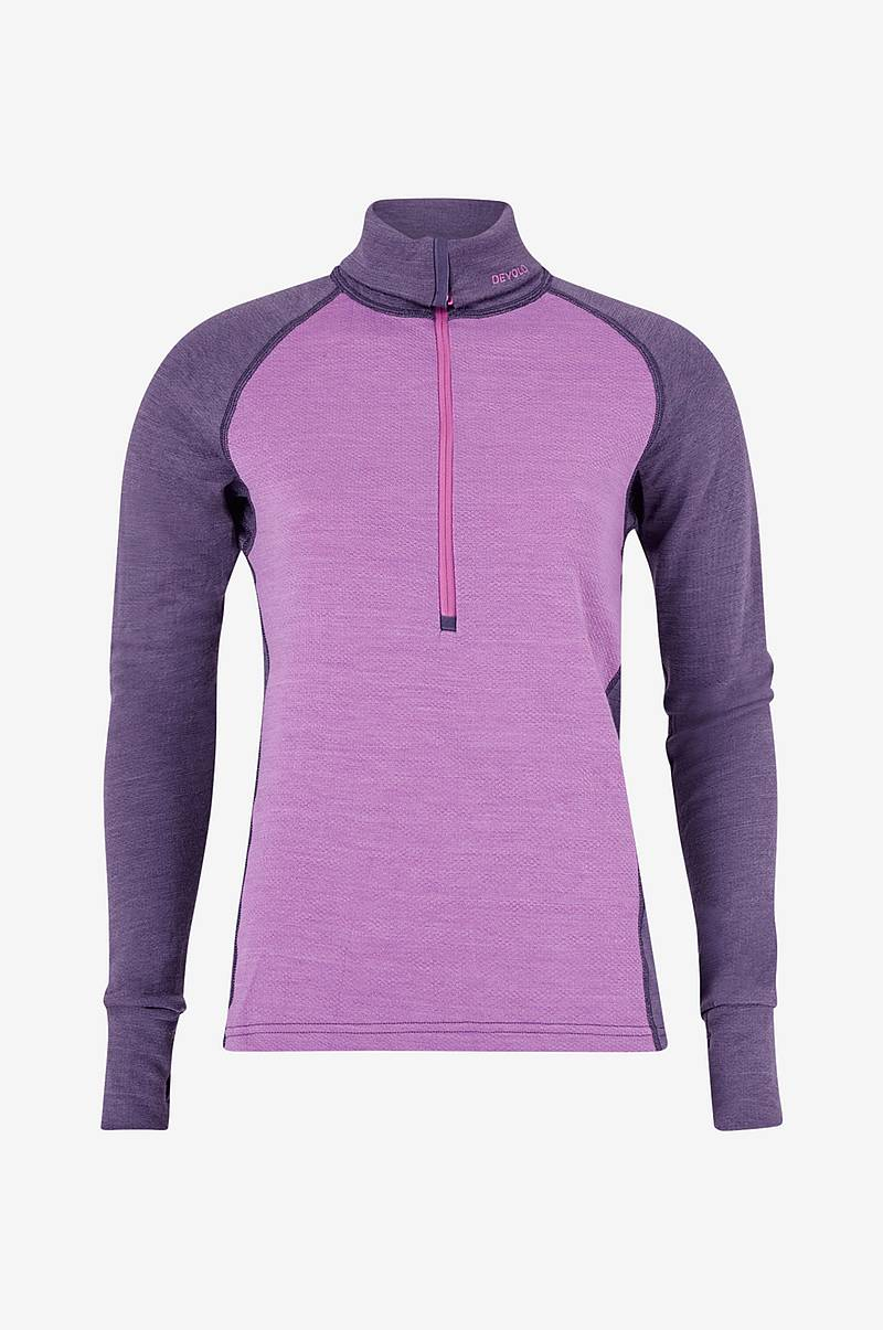 Undertrøje Expedition Woman Zip Neck