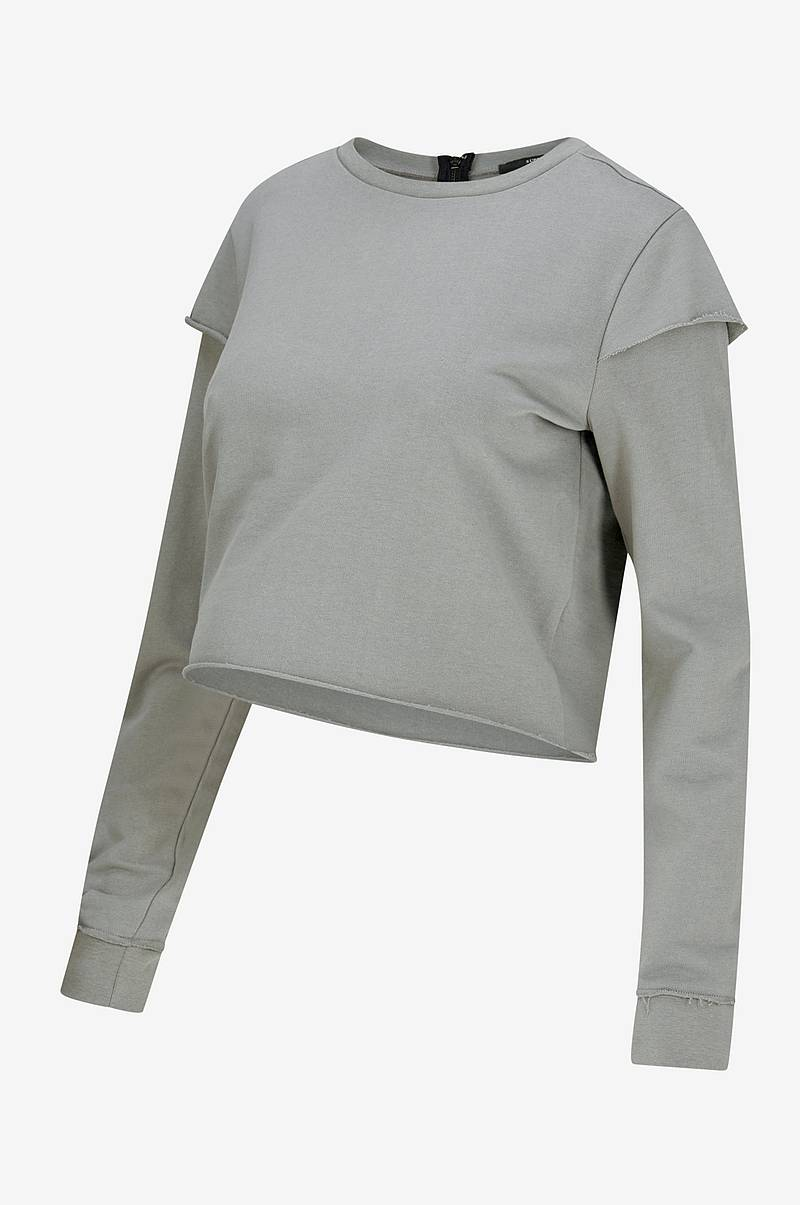 Mammasweatshirt Sweat ls Cropped