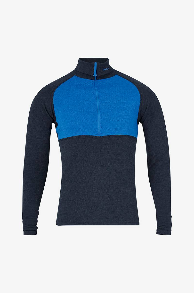 Skiundertrøje Expedition Man Zip Neck