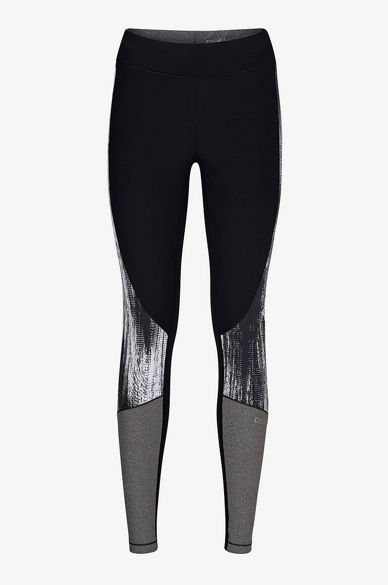 Træningstights Oblique Block Tights