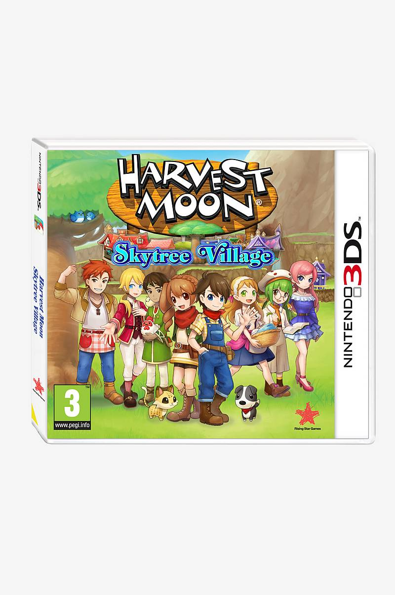 Spel Harvest Moon Skytree Village 3DS Nintendo