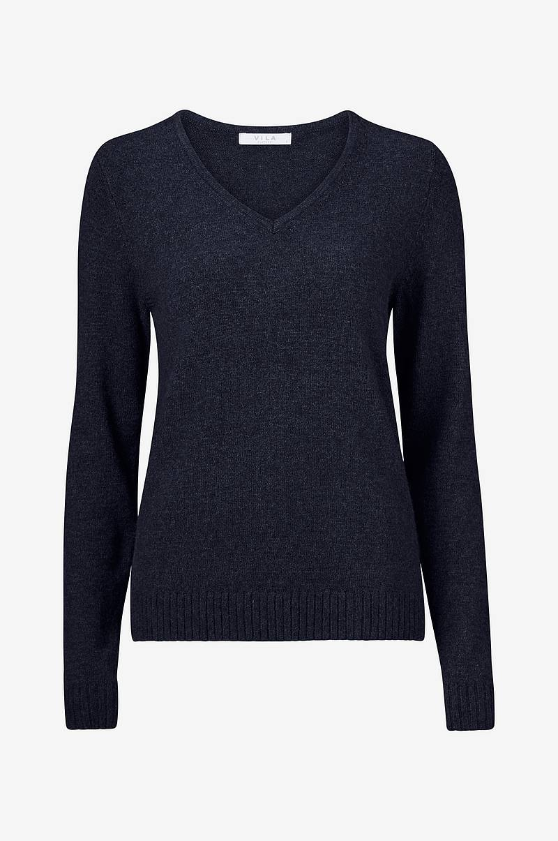 Genser viRil V-neck Knit Top