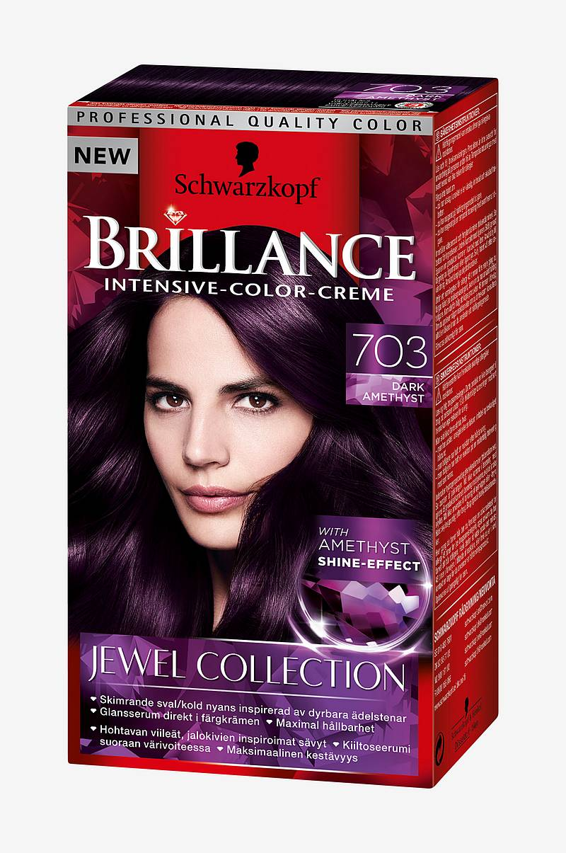 Brillance 703 Dark Amethyst