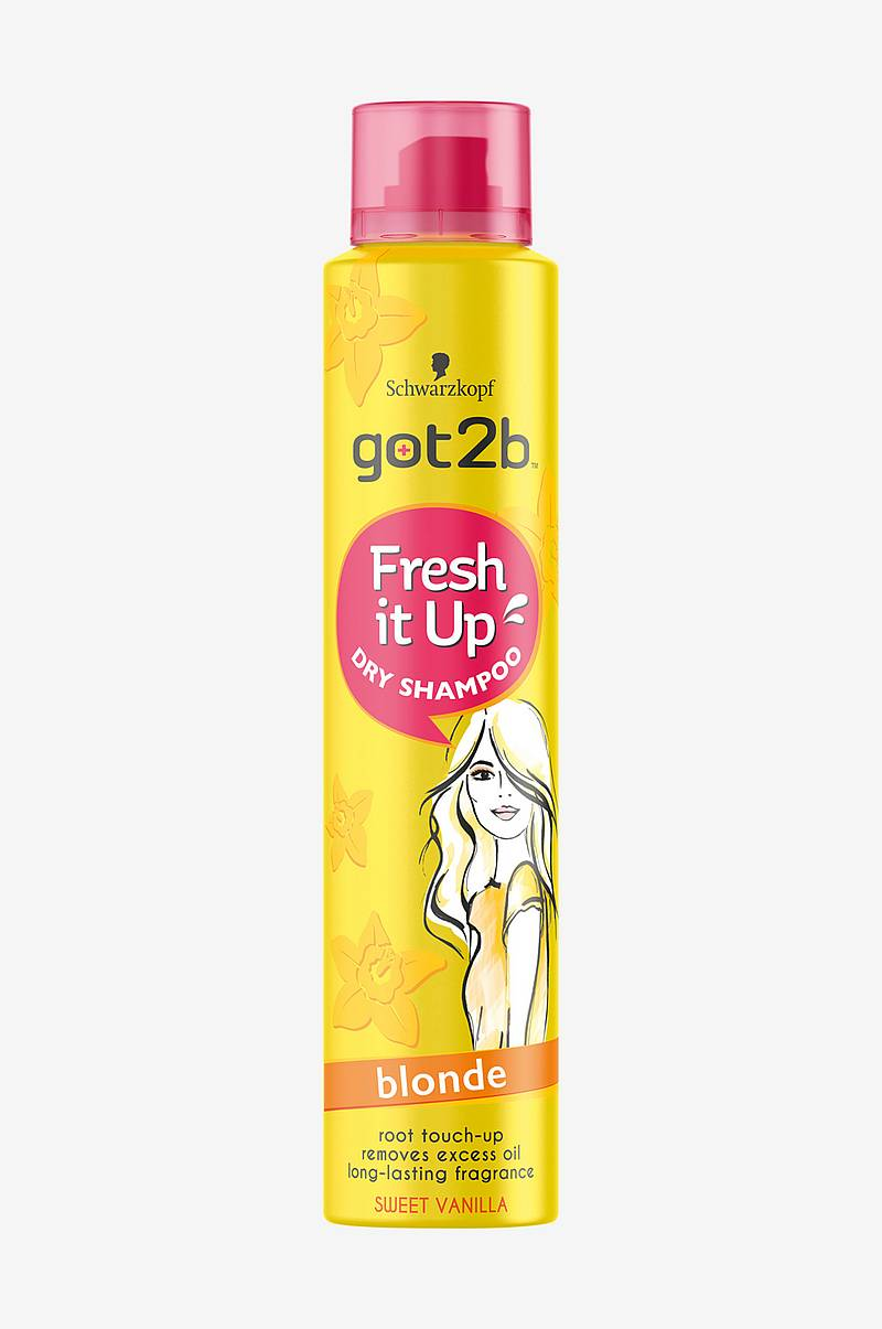 Got2B Fresh It Up Blonde Dry Shampoo