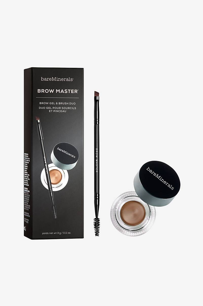 Gonbryn Online Wet N Wild Ultimate Brow Kit Ash Brown Master Gel Brush Duo
