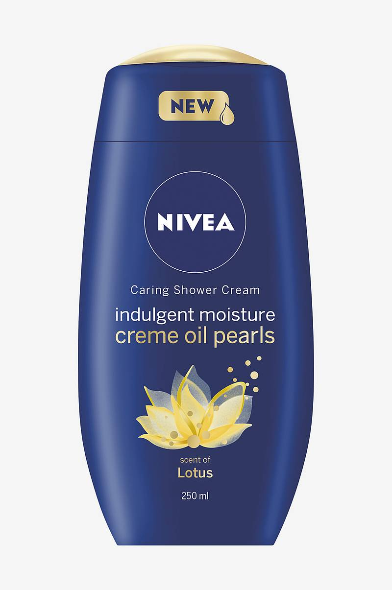 Shower Cream & Oil Pearls Lotus 250ml