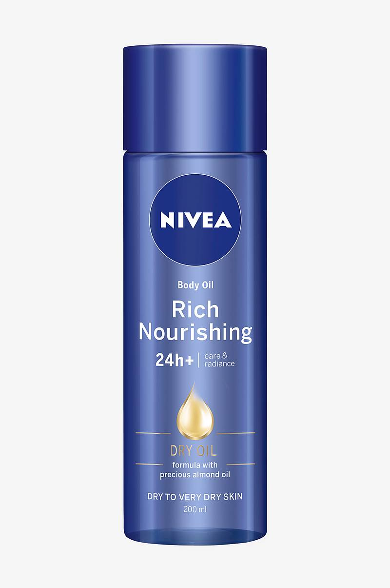 Rich Nourishing 24h Dry Body Oil, 250 ml