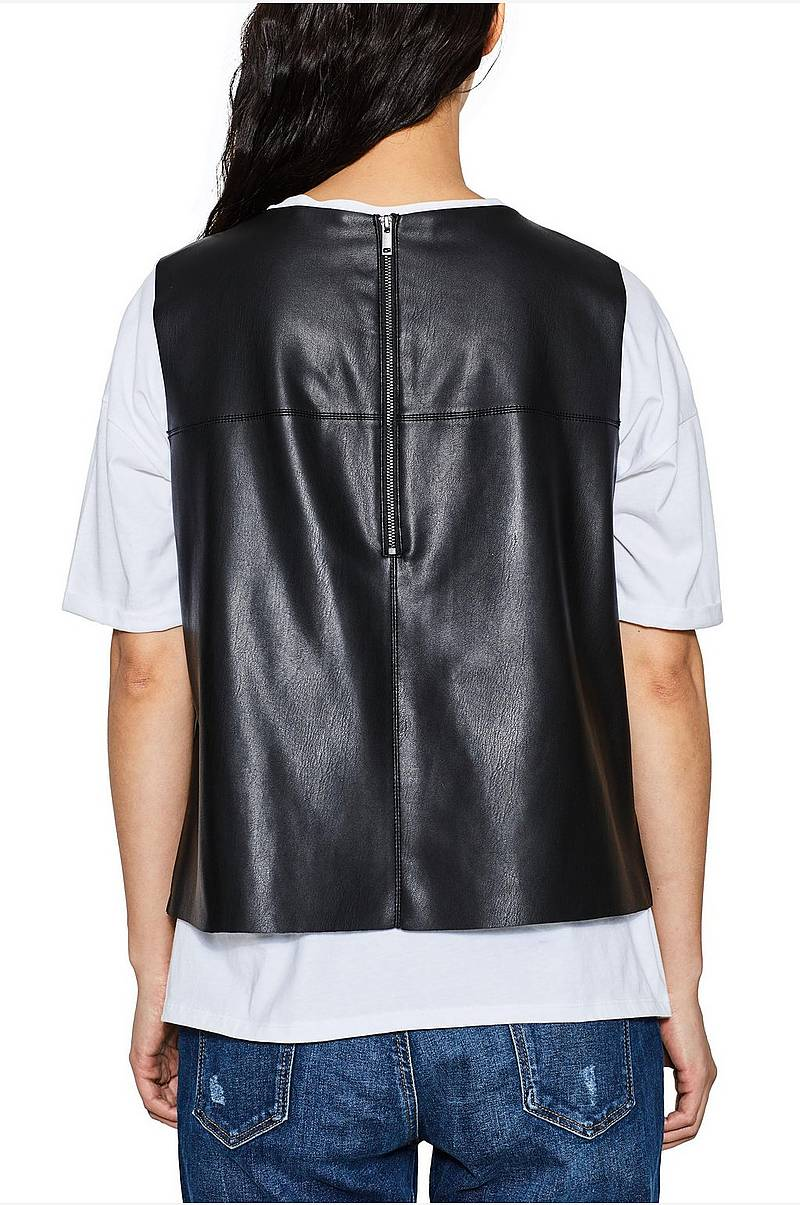 Topp Blouse Soft Nappa Like