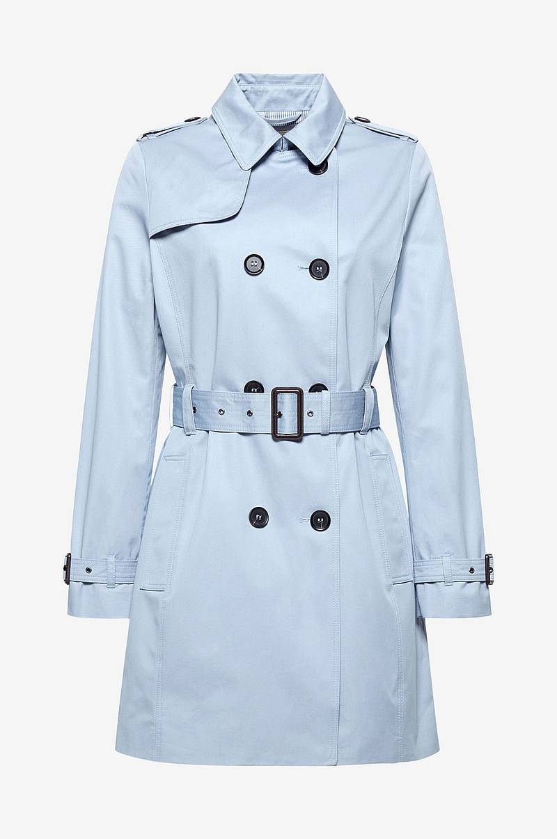 Trenchcoat Cotton Trench
