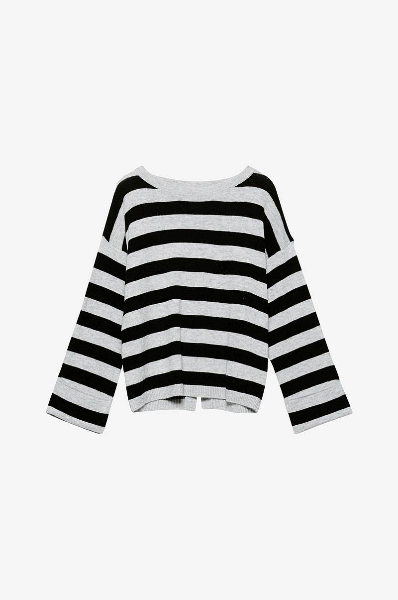 Trøje Striped Sweater