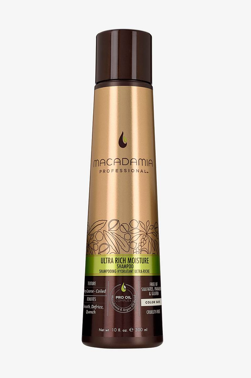 Professional Ultra Rich Moisture Shampoo, 300 ml