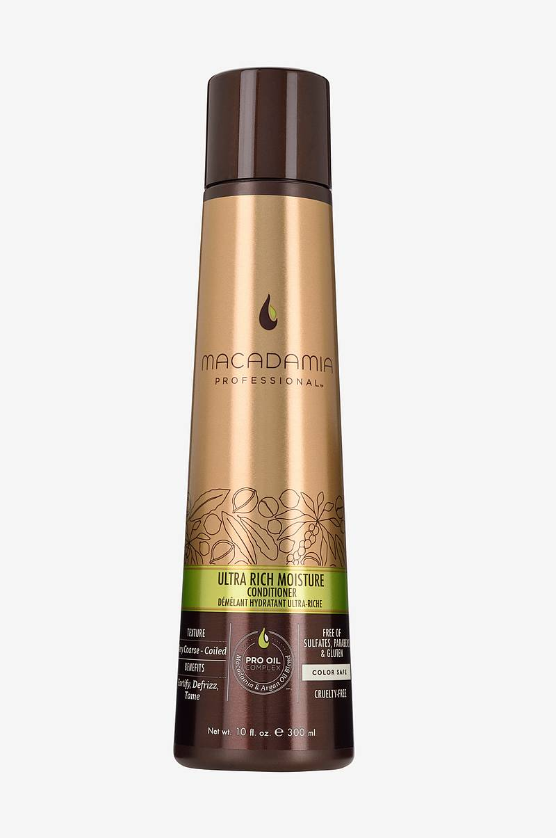 Professional Ultra Rich Moisture Conditioner 300ml
