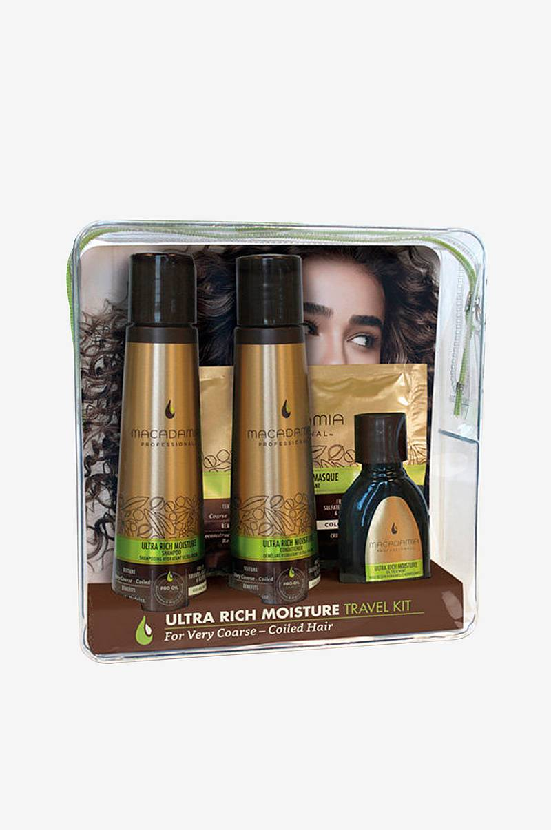 Professional Ultra Rich Moisture Travel Kit