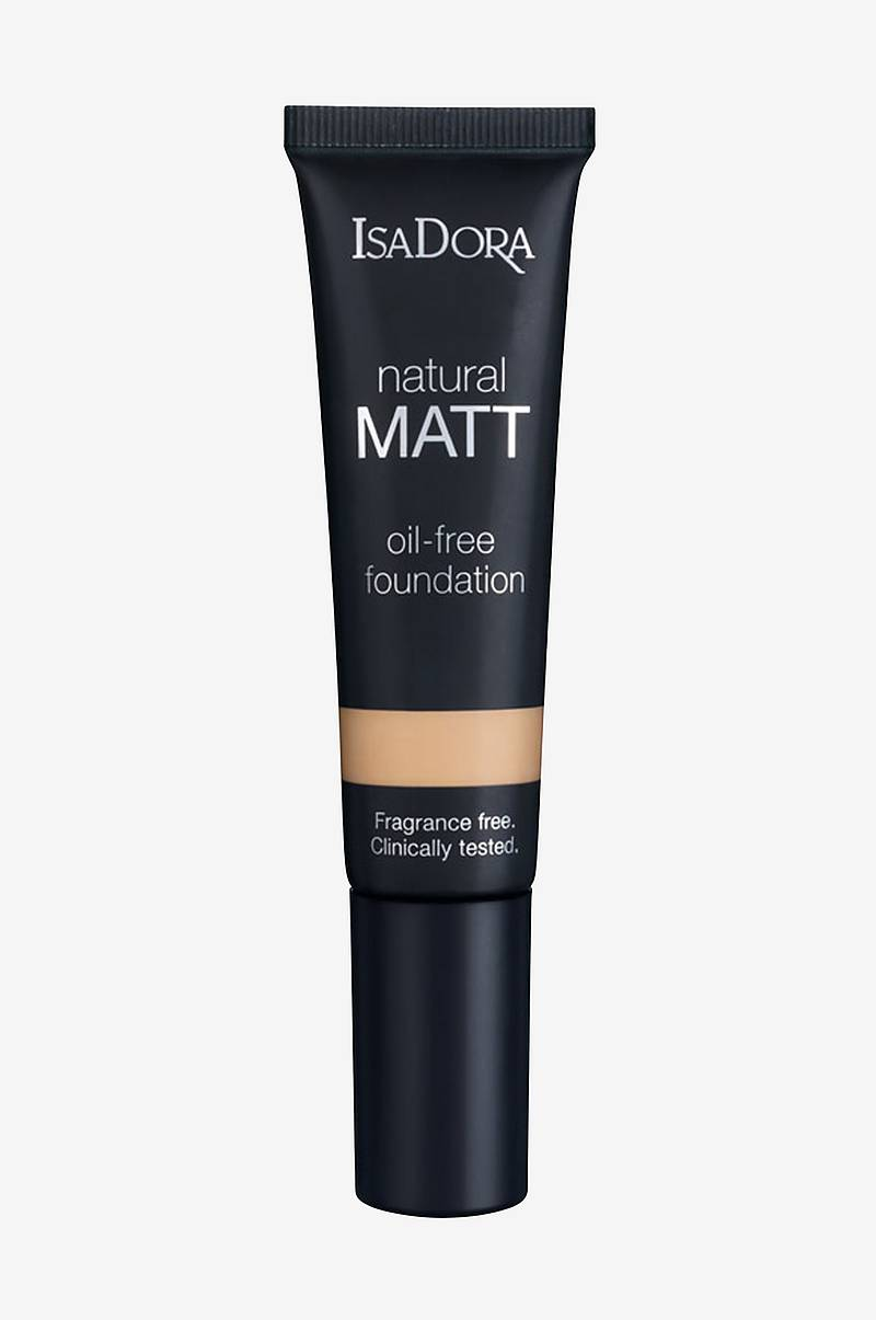 Natural Mat Oil-Free Foundation