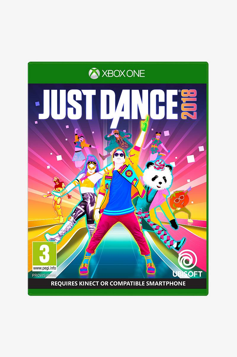Just Dance 2018 Spil XBOX ONE