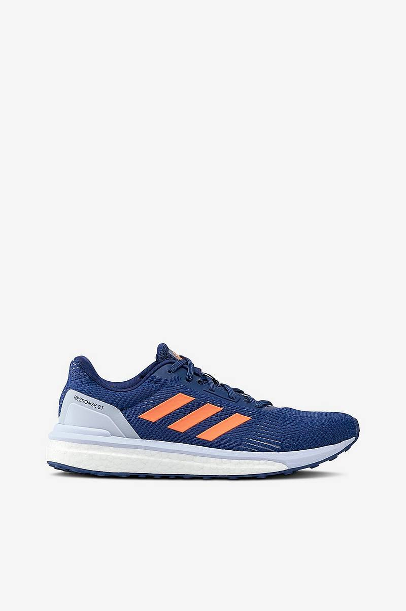 adidas Response LT Mens Boost Running Shoes Grey Trainers