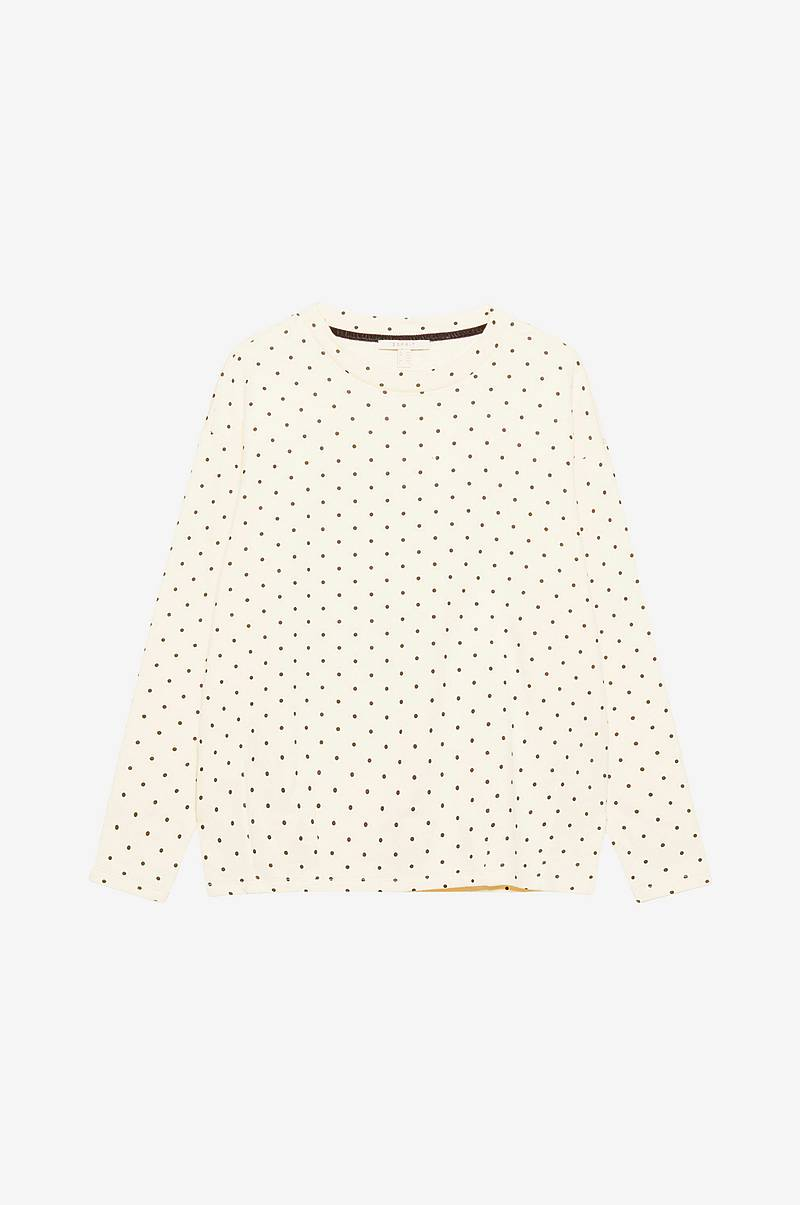 Sweatshirt Dot Sweater