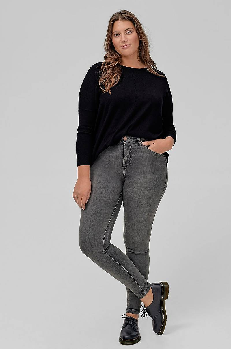Jeans Amy Long, super slim
