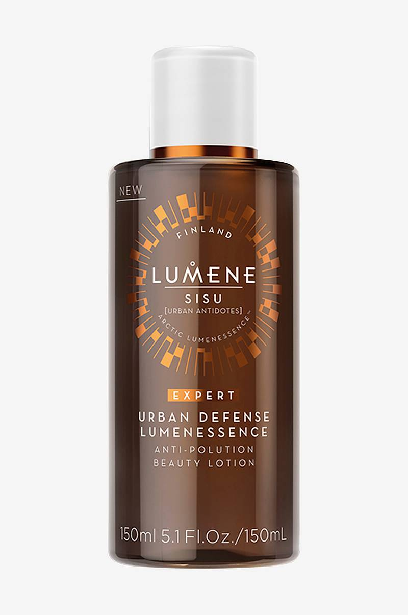 Sisu Urban Defence Lumenessence Anti-pollution Beauty Lotion 150 ml