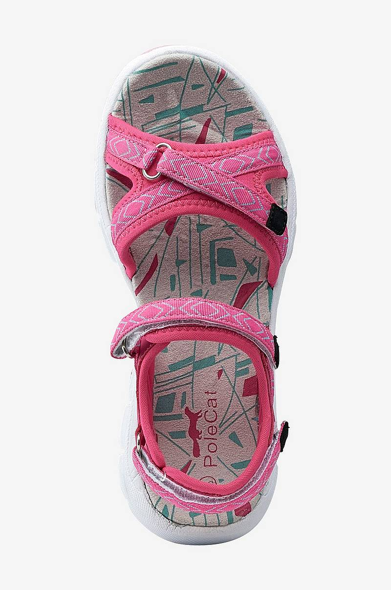 e7a4e421e3d1 Sandaler med fotformet innersåle