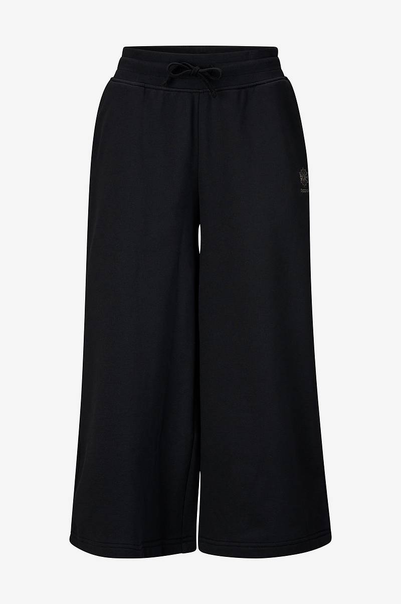 Straight Leg Cropped Sweatpant housut