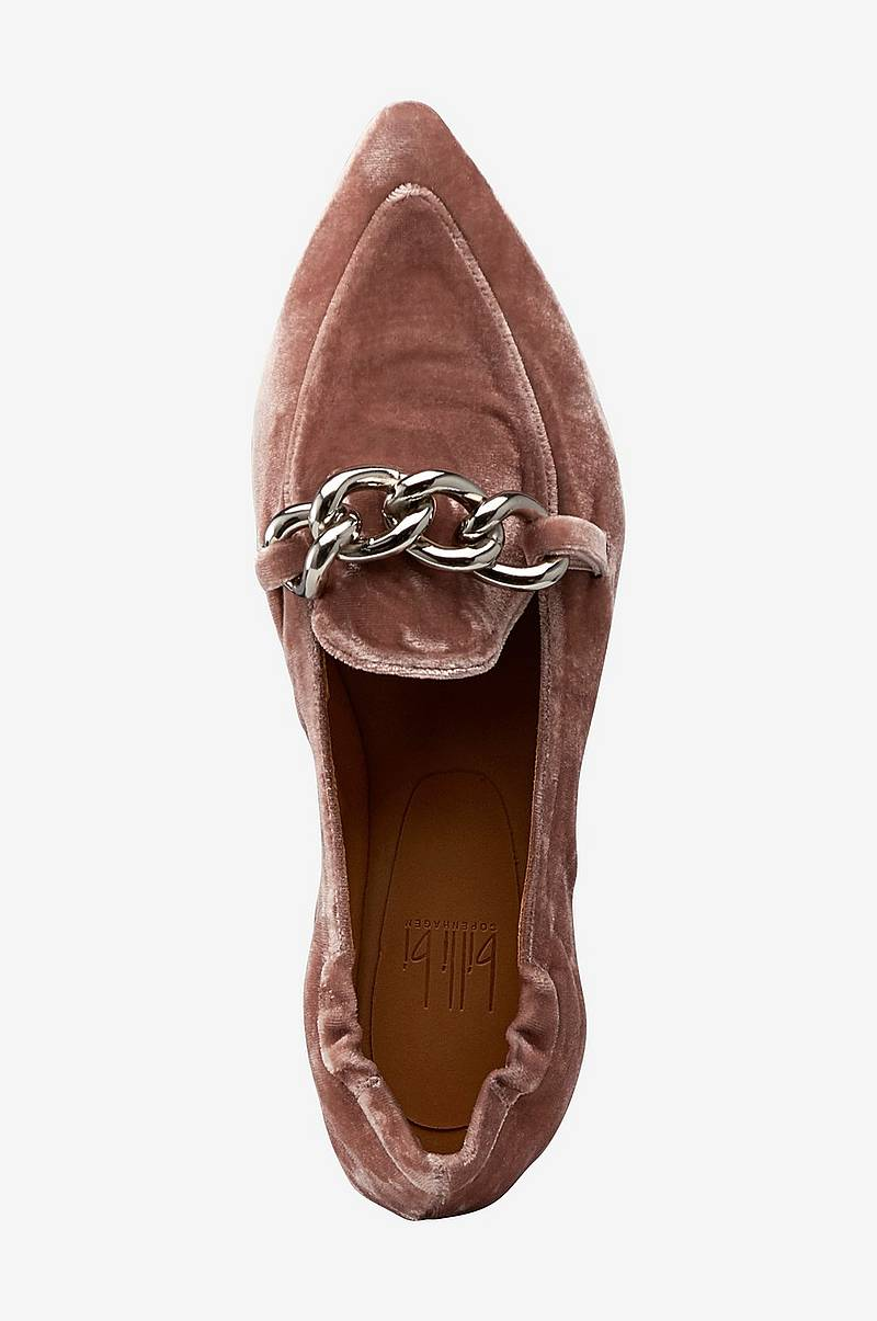 Velvet loaferit