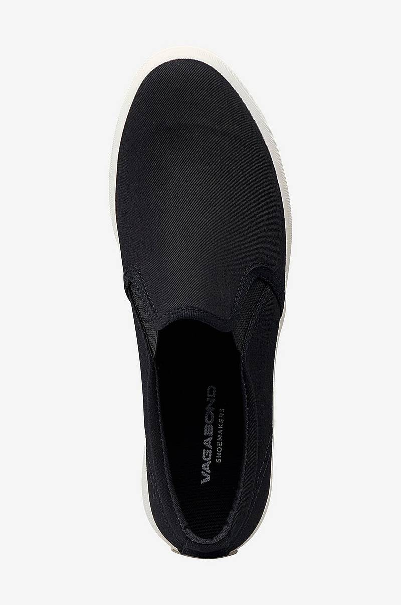 Sneakers Peggy i platåmodell Slip-on