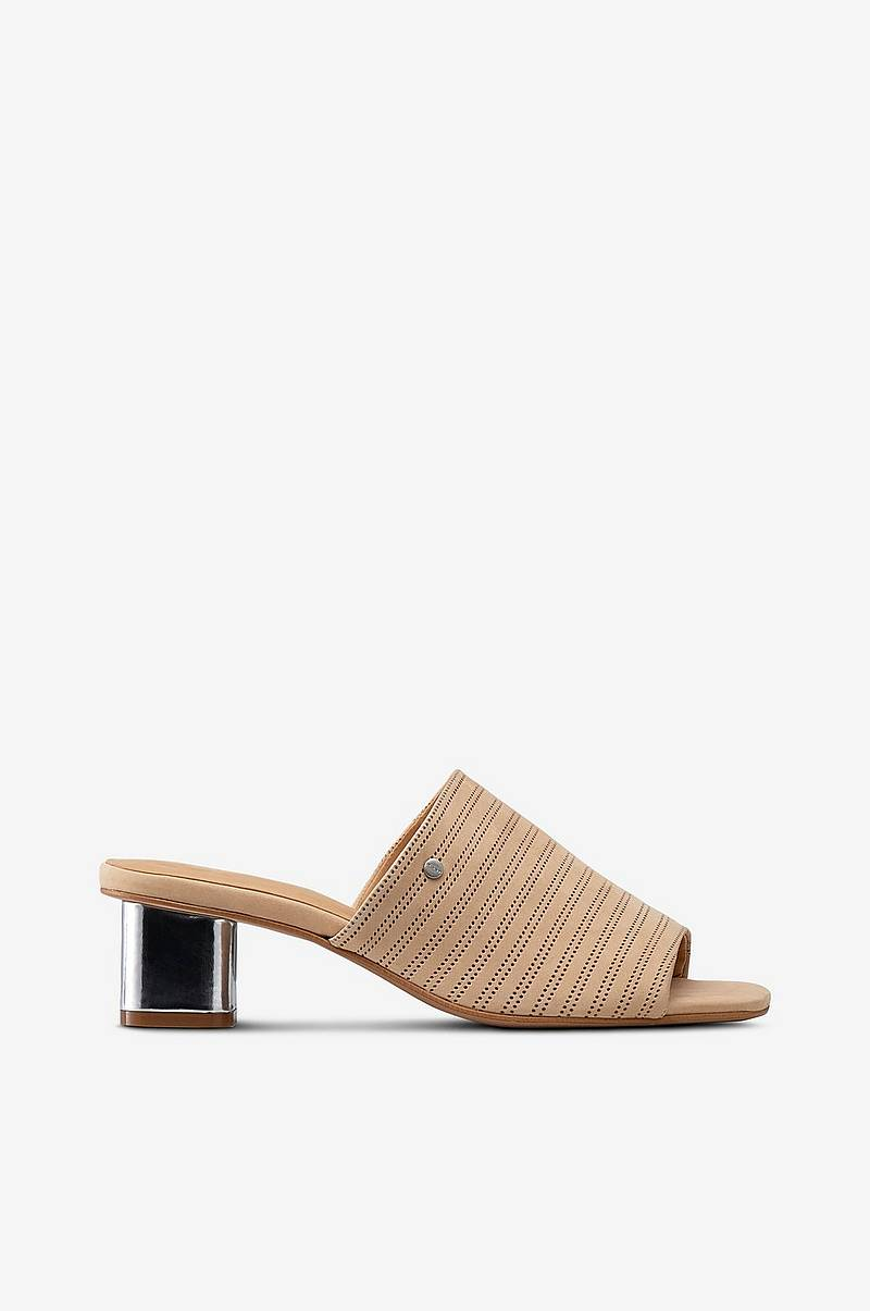 Sandalet Simona Leather Mule