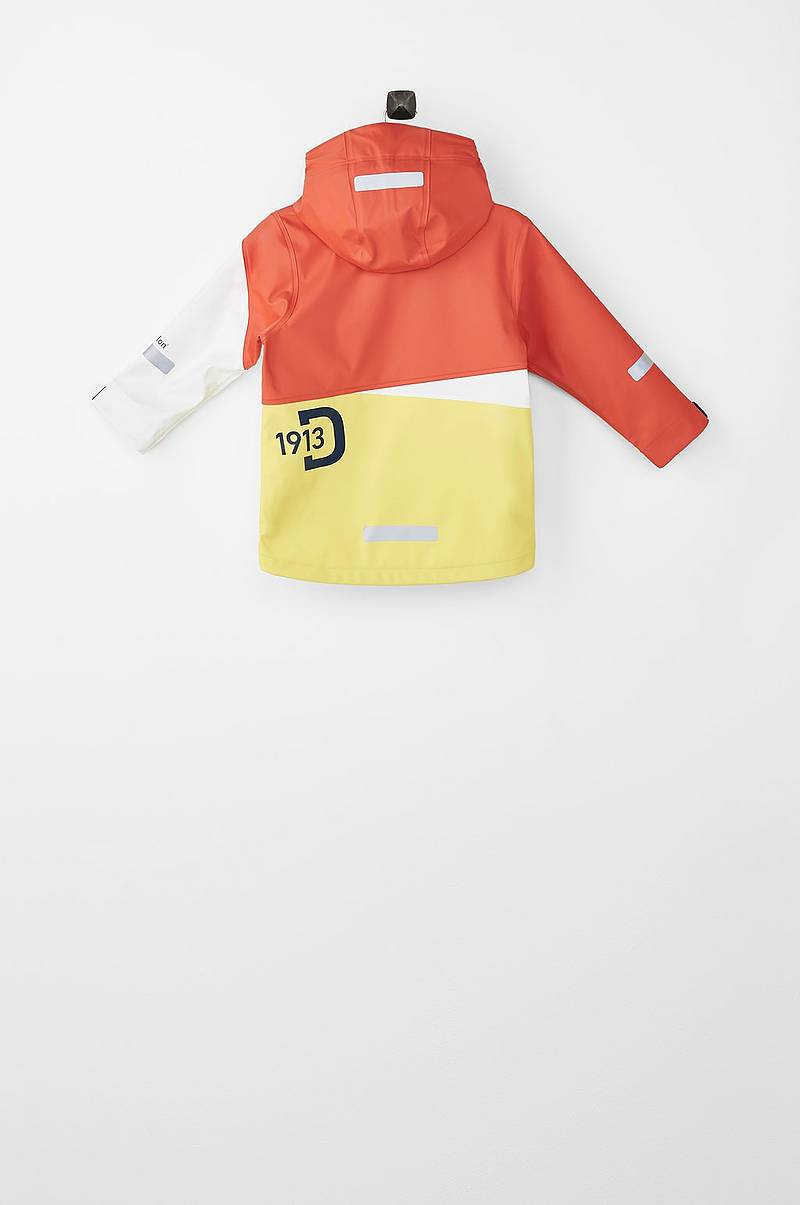 Regnjakke Gull Kids Galon Coat