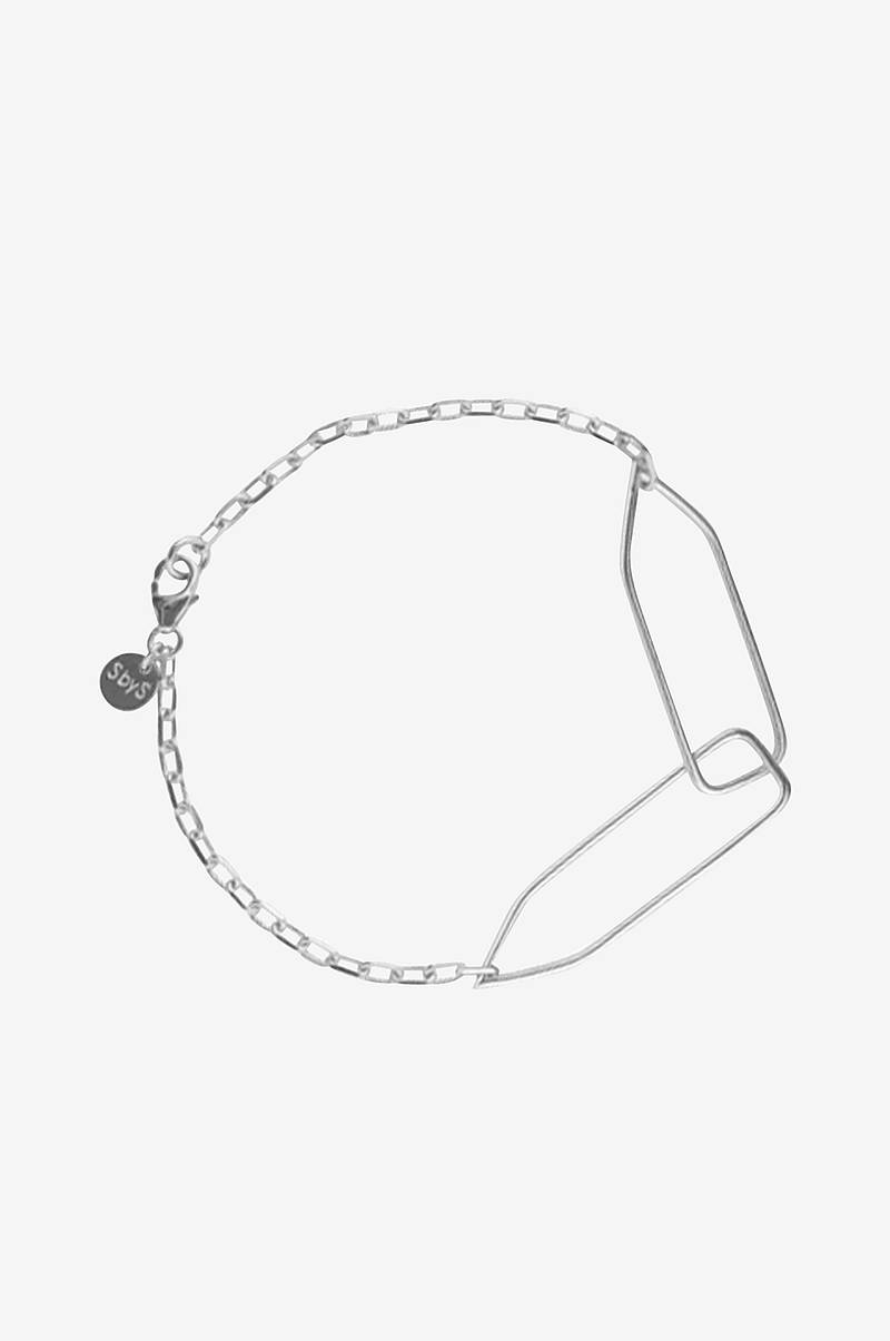 Armbånd Clip On Chain Brand