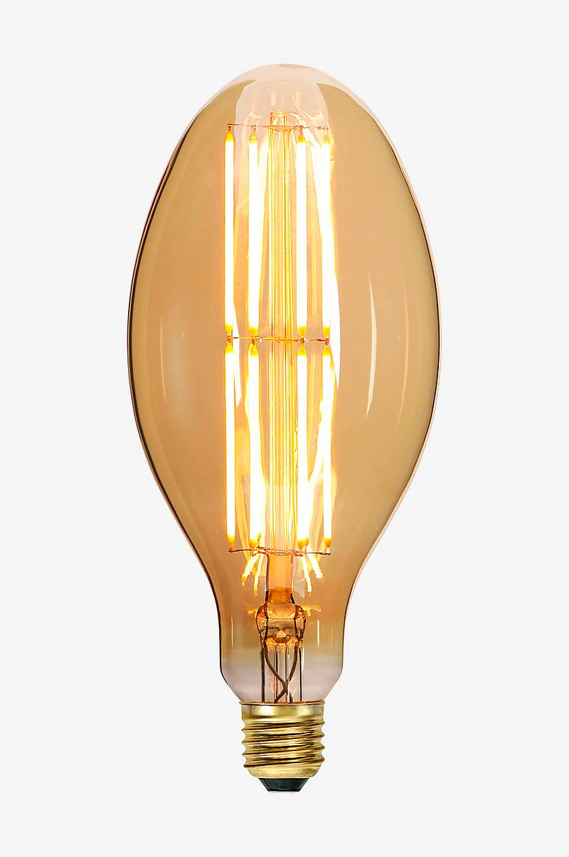 LED-lampa E27 C100 Industrial Vintage