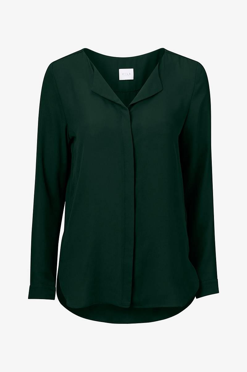 e4eb2268 Bluse viLucy L/S Shirt