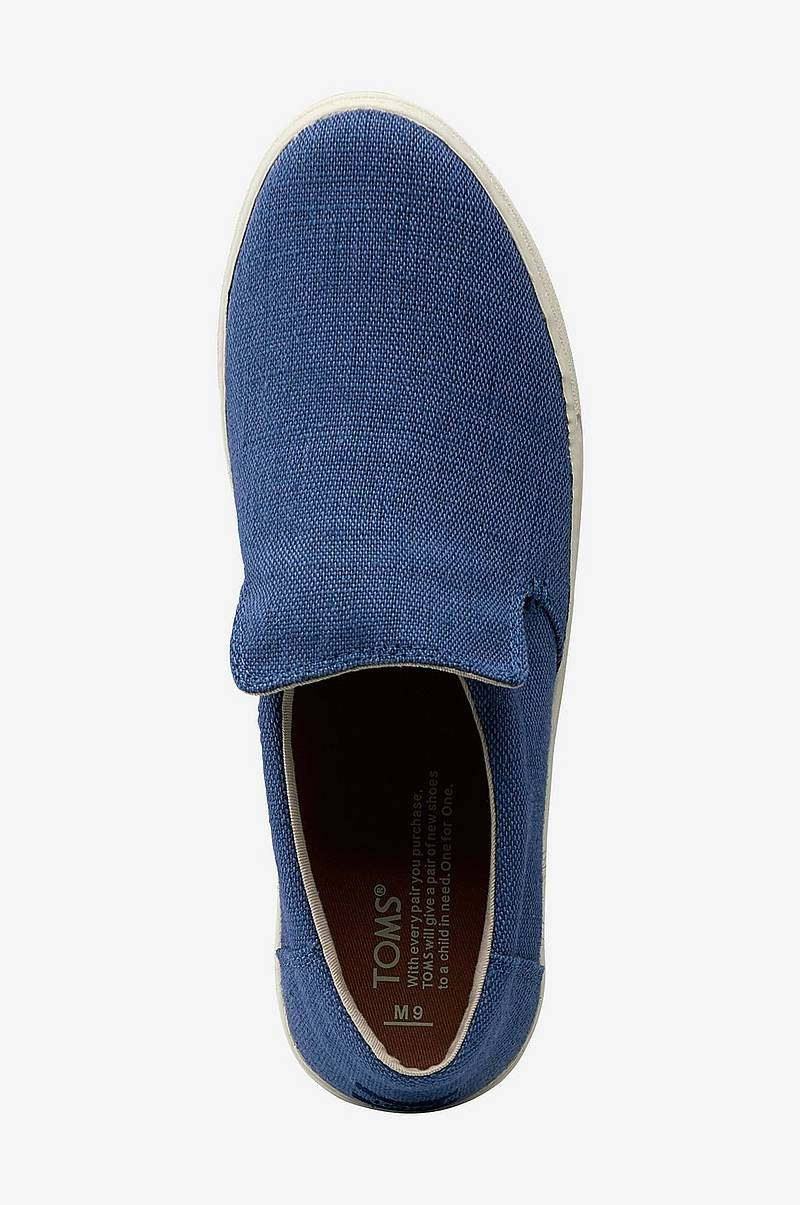 Sneakers Lomas Cadet Blue Heritage Canvas