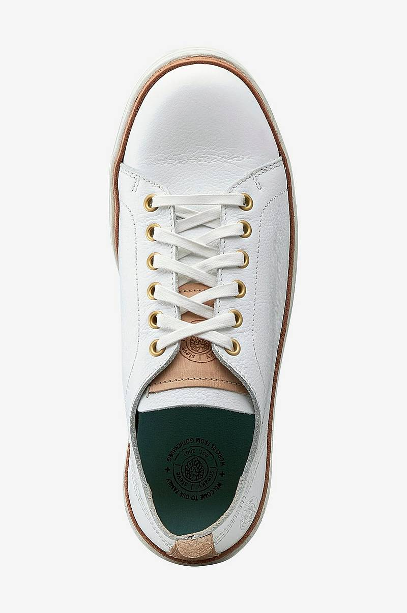 Sneakers Silvermine Leather Low