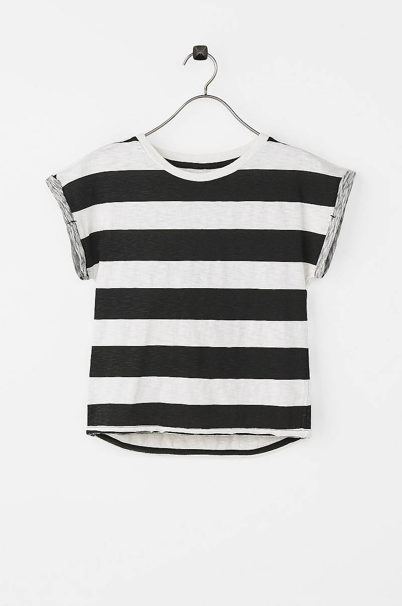 Topp Cut T Stripe