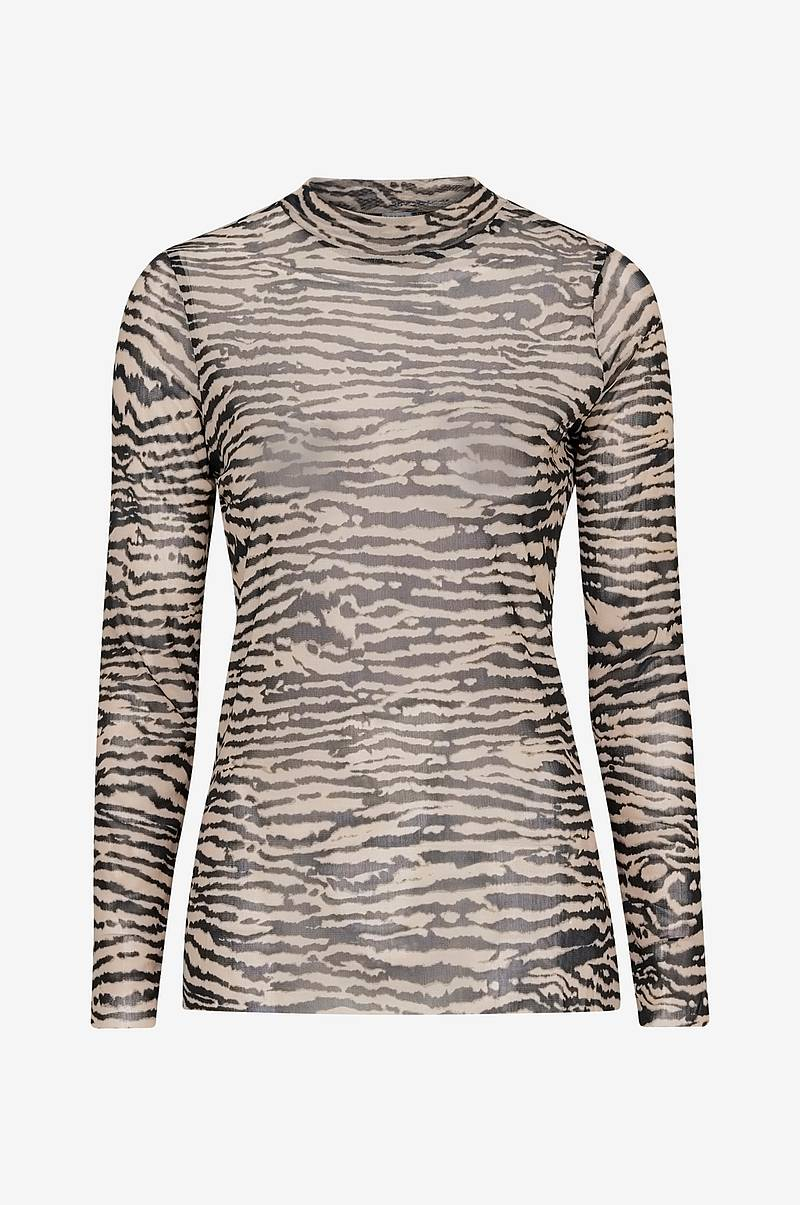 Top Animal Blouse