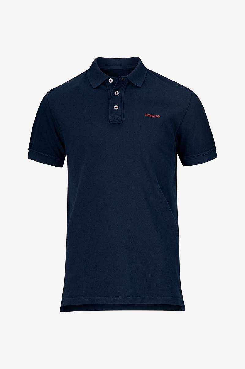 Poloshirt Polo Outwashed