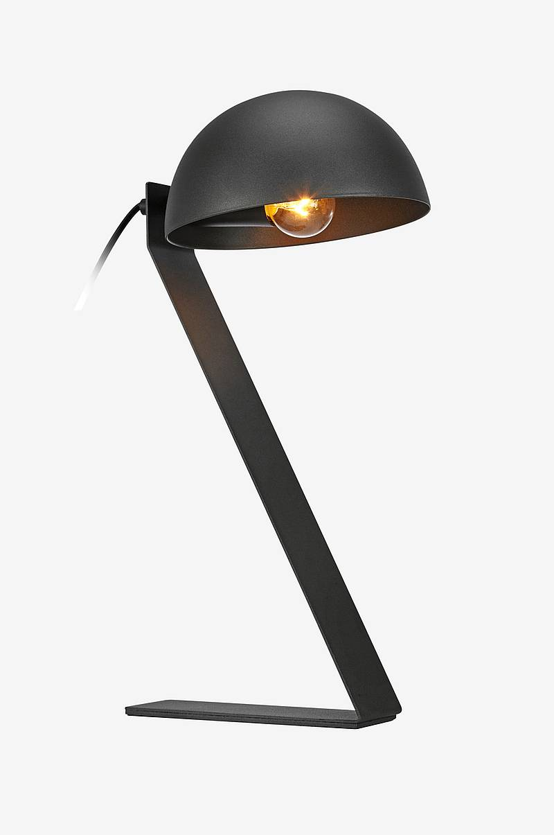 Bordslampa Flamingo Svart