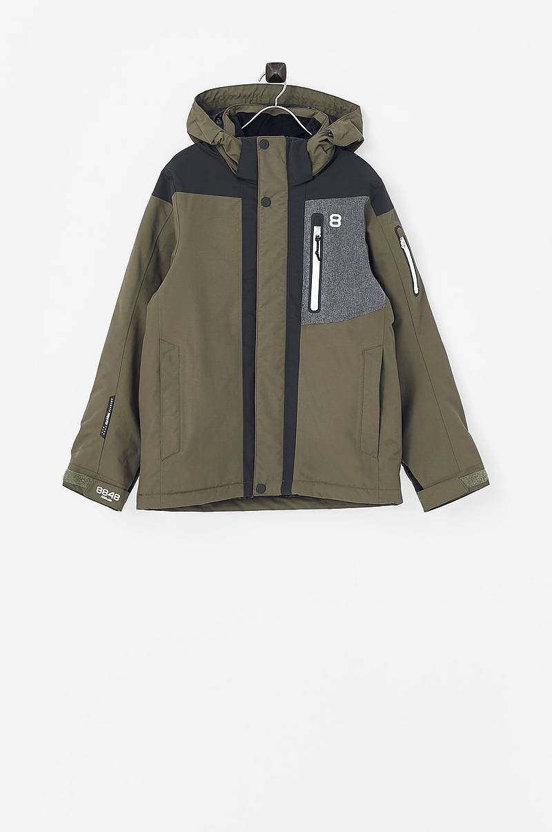 Skijakke Aragon JR Jacket