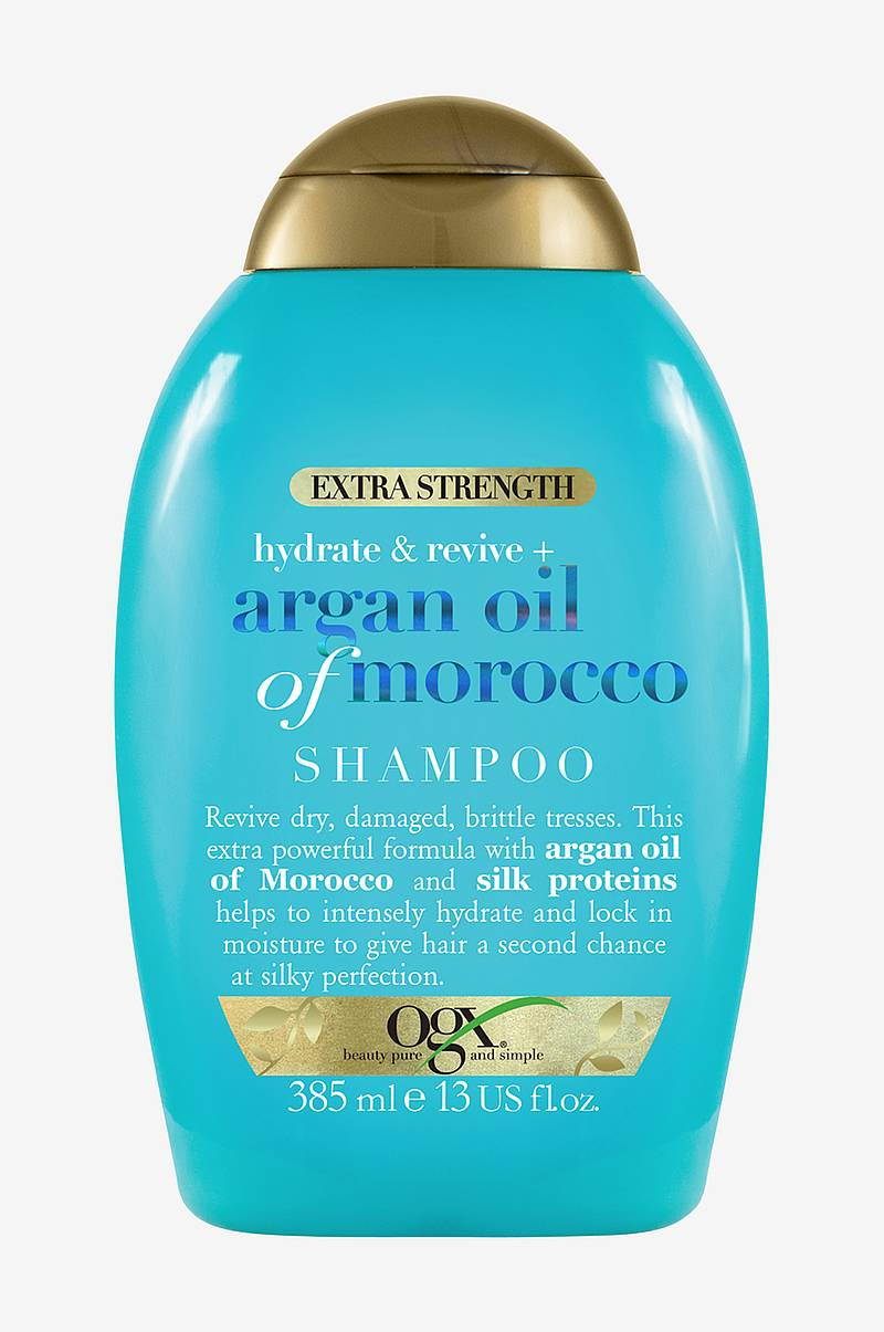 Ogx Argan Extra Strength Shampoo 385 ml