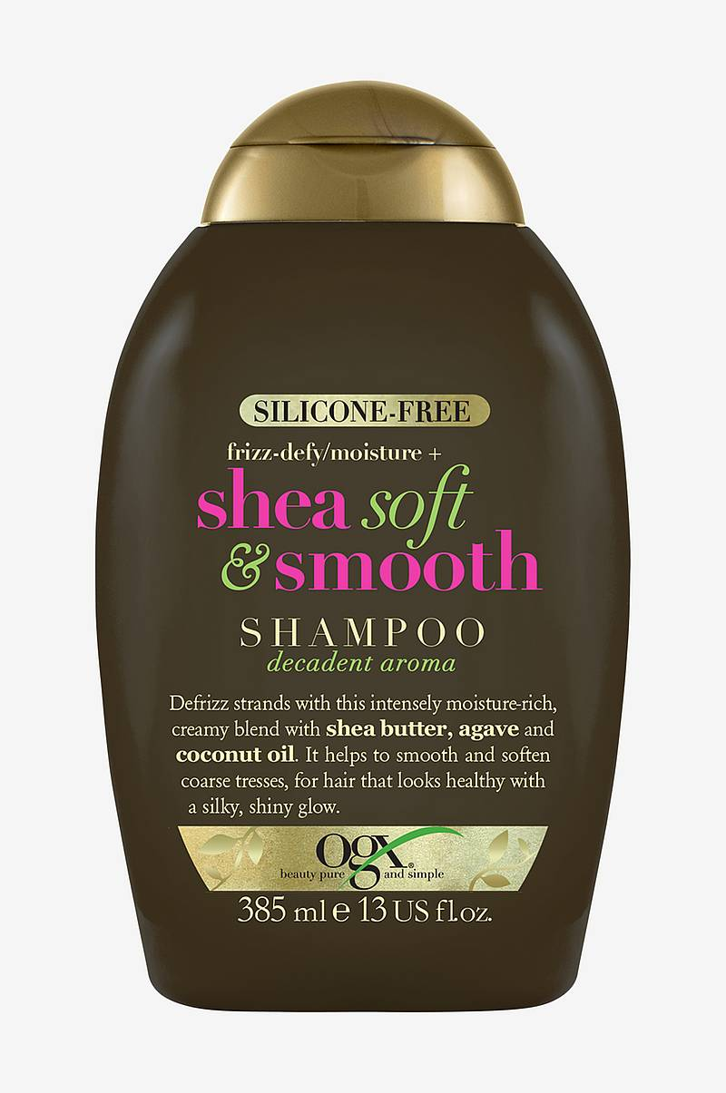 Ogx Shea Soft & Smooth Shampoo 385ml