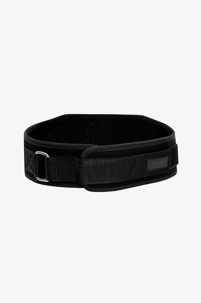 PRF Weight lift belt Black L -nostovyö